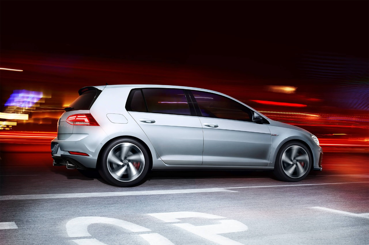 2019 VW Golf GTI - Performance