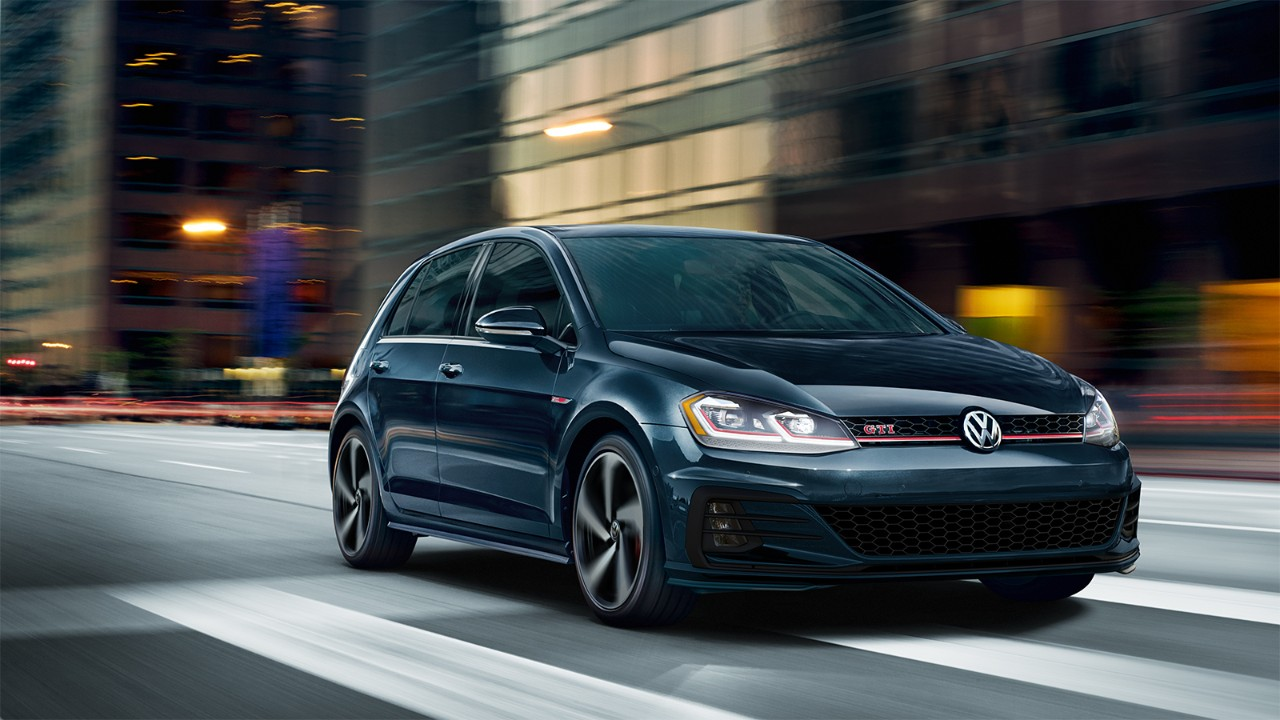 2019 VW Golf GTI - Safety