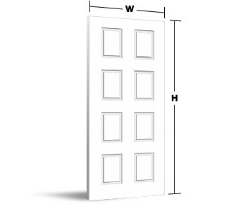 Doors by Size