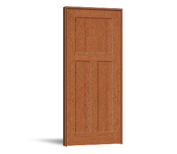 Wood Paneled