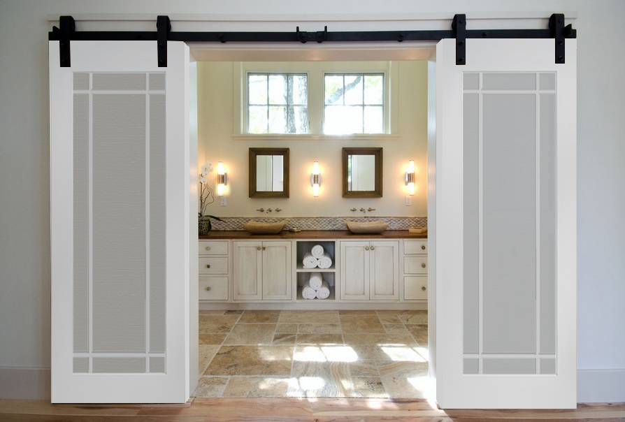 French Barn Door