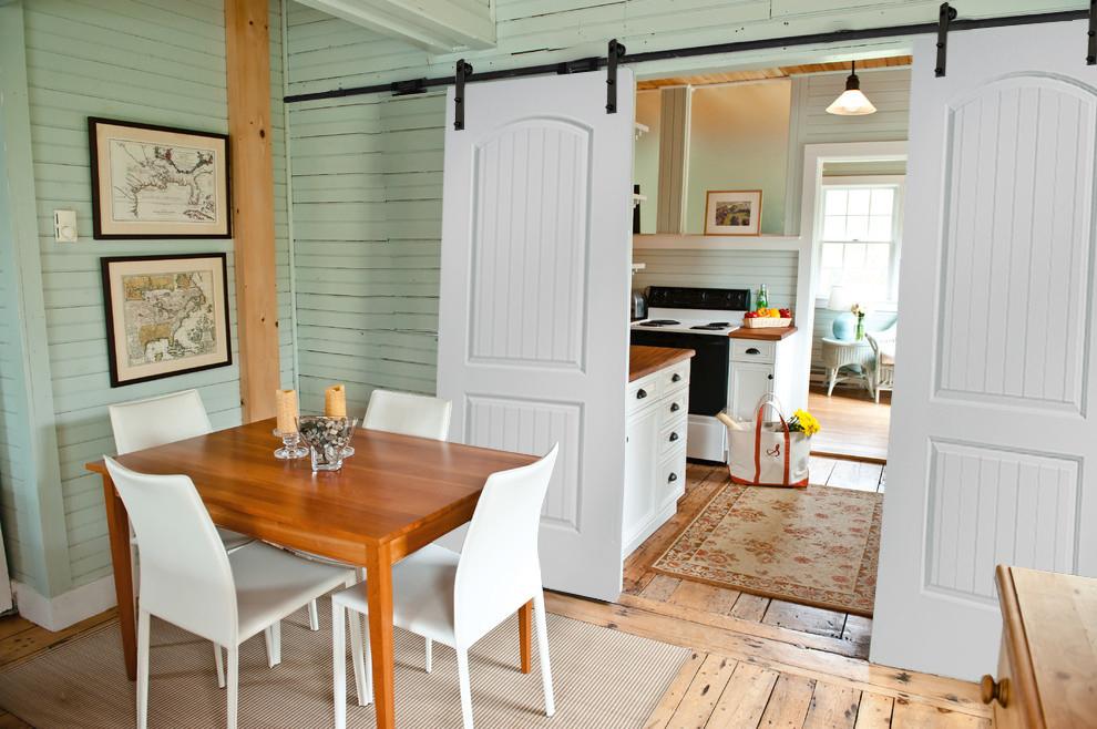 Santa Fe Barn Door