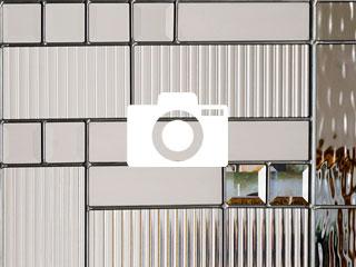 Decorative glass exterior doors - Kensington