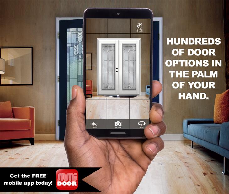 MMI Door Mobile App