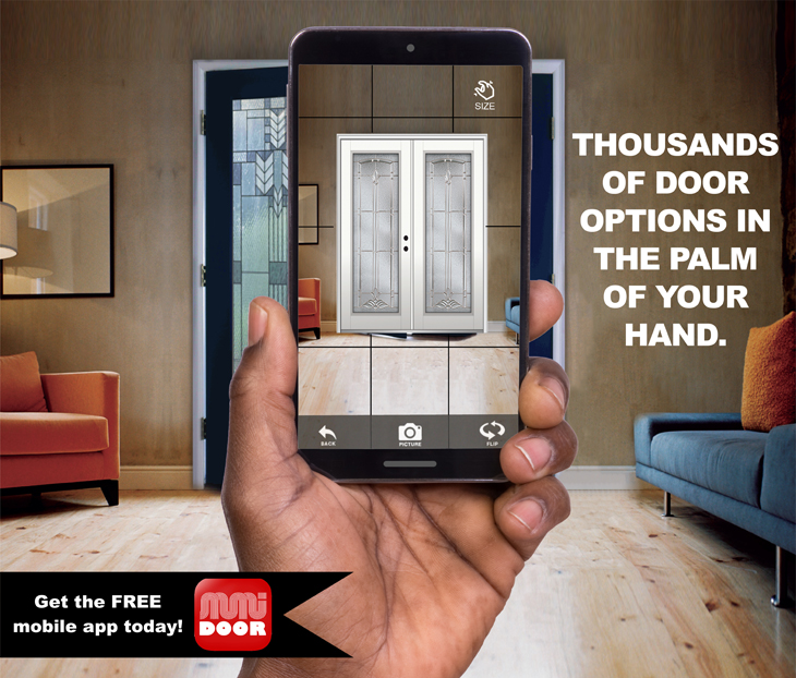 MMI Door Mobile App