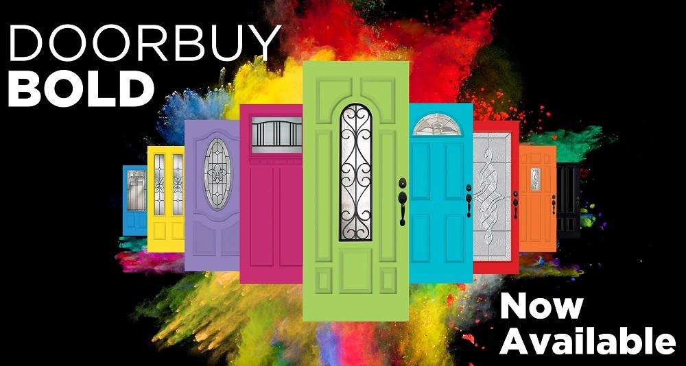 DoorBuy Bold Colorful Doors