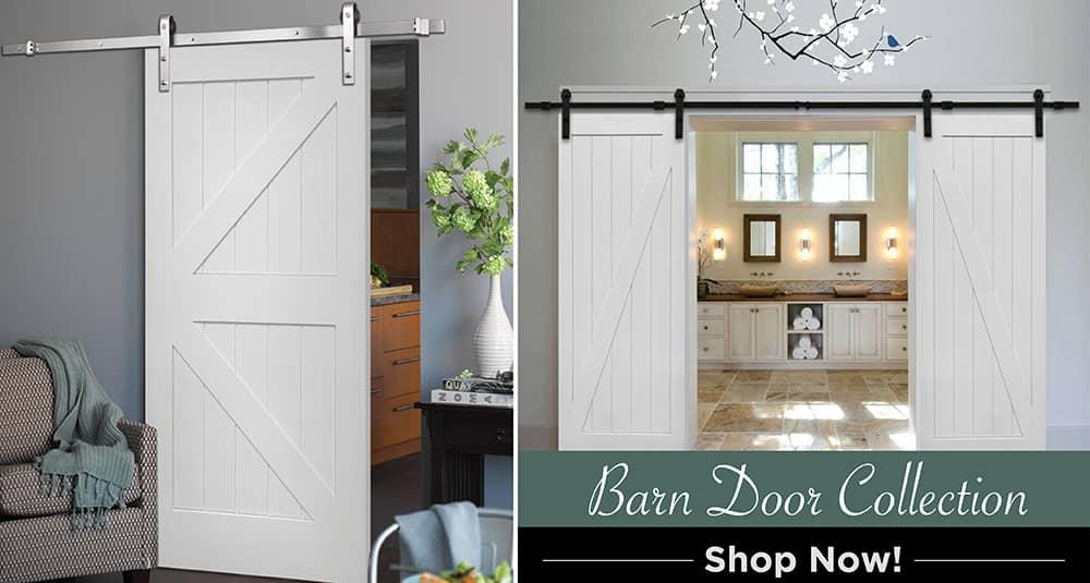 DoorBuy - Barn Door Collection