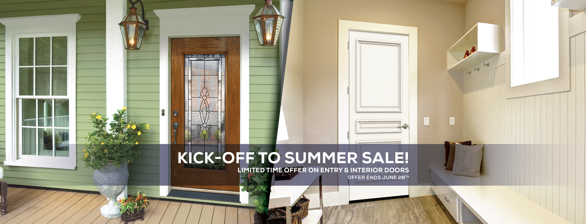 Kick-Off to Summer Sale!