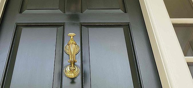 Steel Security Replacement Doors