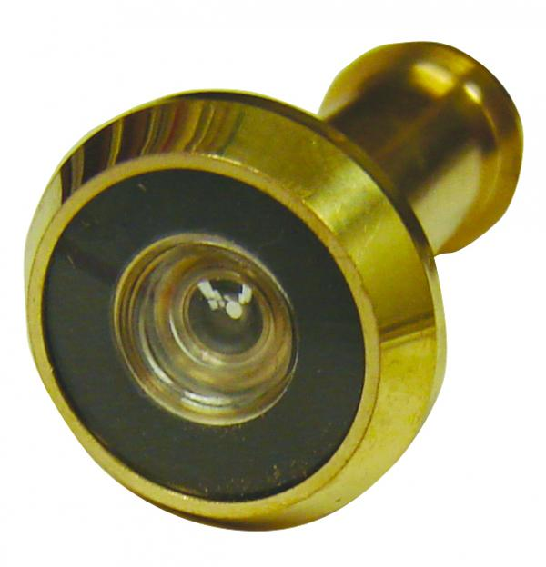 Door Peephole Viewer   Brass
