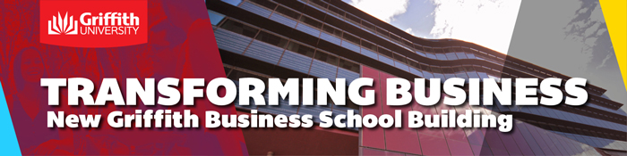 Image from 'New Griffith Business School Building on the Gold Coast'