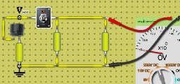 Current Limiting Circuit with Cap