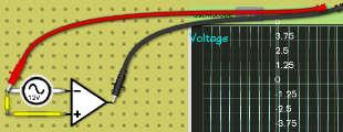 line generator wave