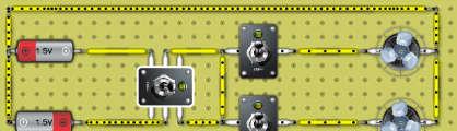 Circuito para controlar dos ventiladores
