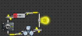 Luz y aire por cables