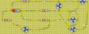 30v,4 resistors