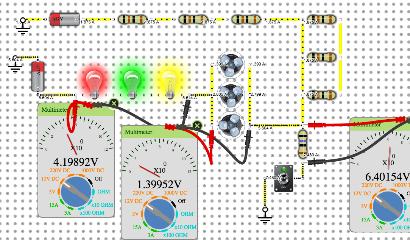 Series-Parallel circuit