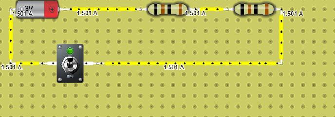 Simple Series & Parallel Circuit