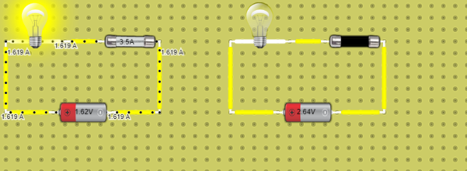 Using a fuse in a circuit