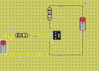 NPN Transistor 3V