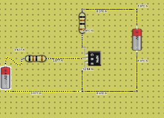 NPN Transistor 4.5V