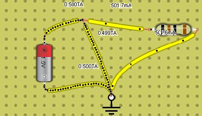 parallelo con corto-circuito