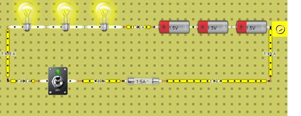 Simulador de Circuitos eléctricos 2