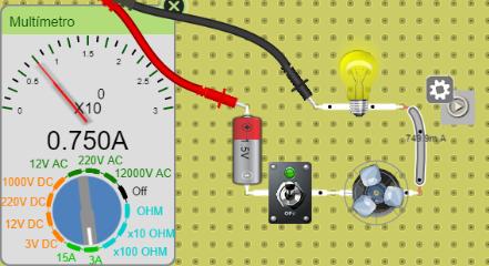 Circuito de electricidad