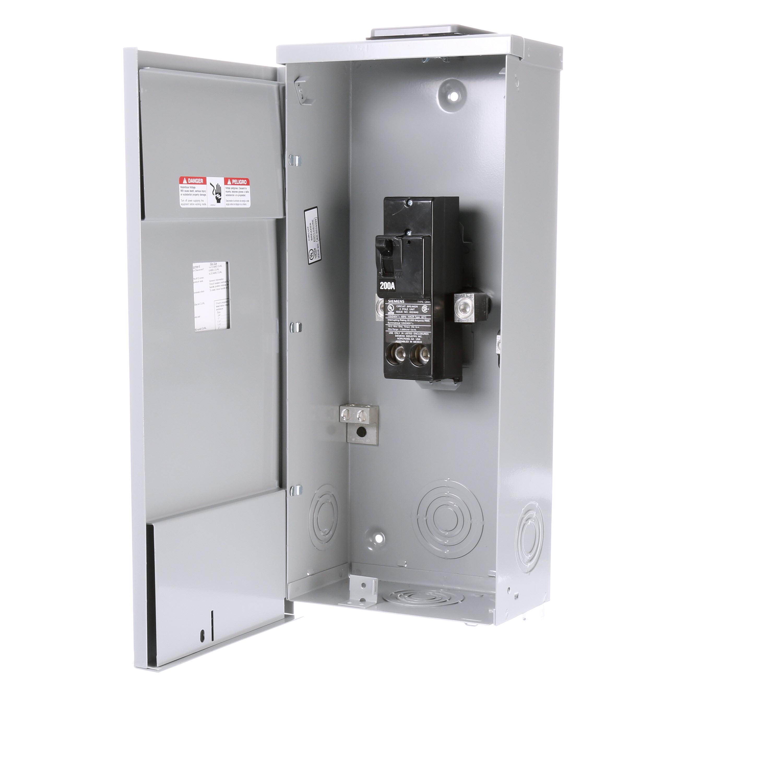 Load Centers & Plug-in Breakers