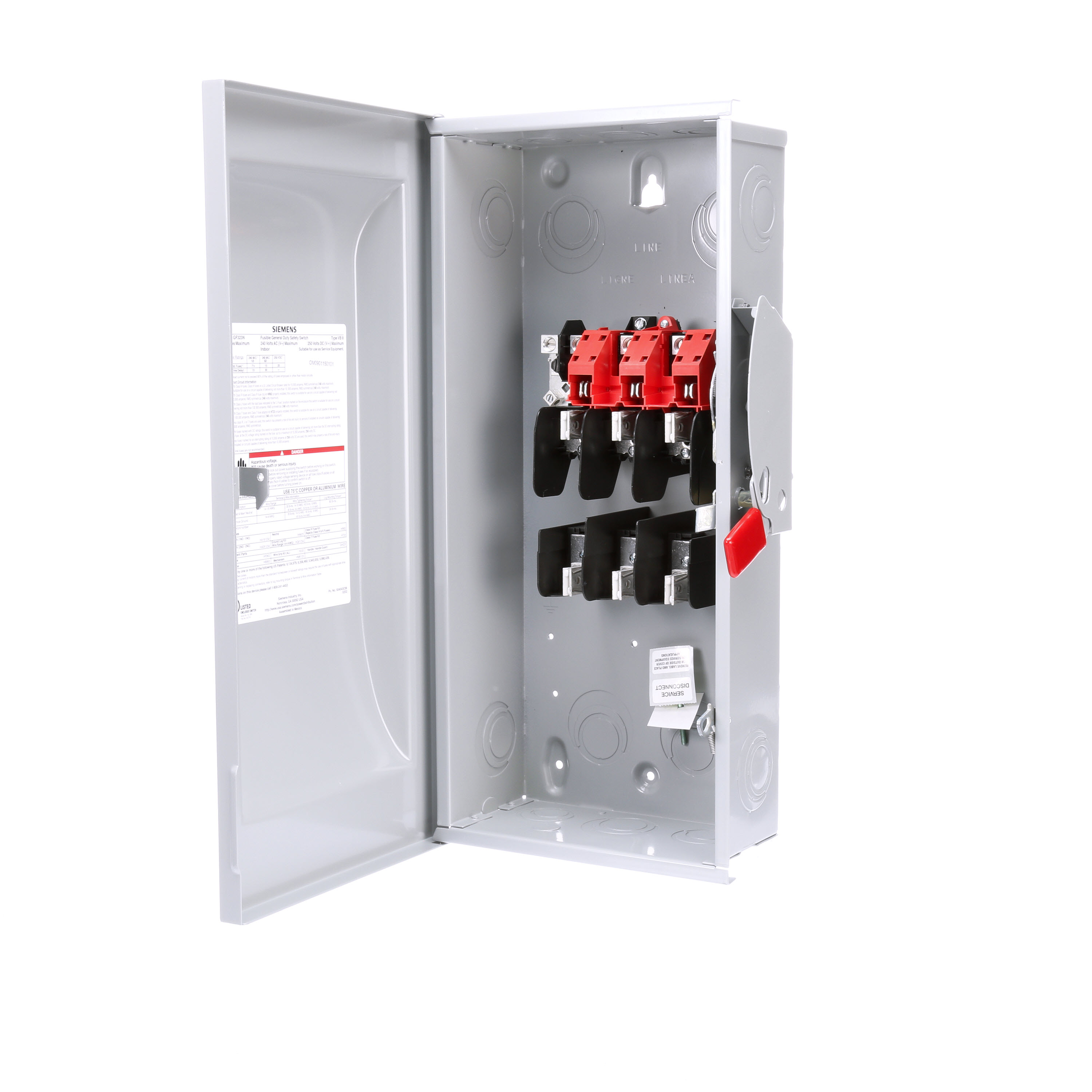 Safety Switches (Disconnects)