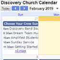 Discovery Calendar