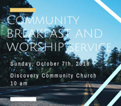 Community Sunday Breakfast
