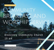 Community Sunday Breakfast