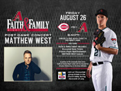 Dbacks Faith & Family Night