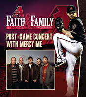 Dbacks Faith Family Night