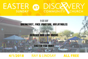 Easter at Discovery