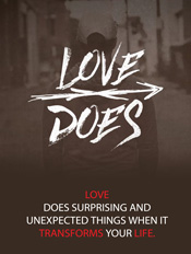 Love Does message series