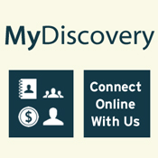 MyDiscovery: Connect Online With Us