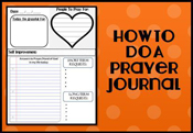 Prayer Journaling