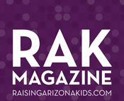Raising AZ Kids Magazine
