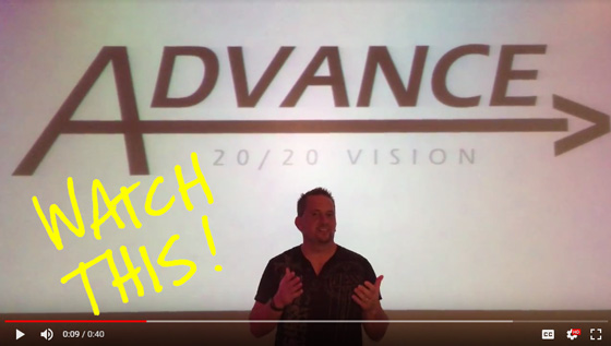 2020 Vision: Advance
