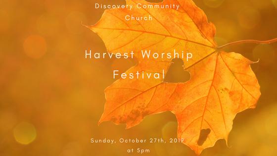 Harvest Worship Festival