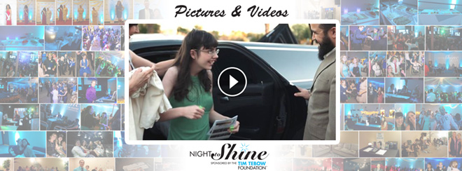 Night to Shine Prom Highlights