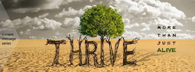 Thrive Message Series