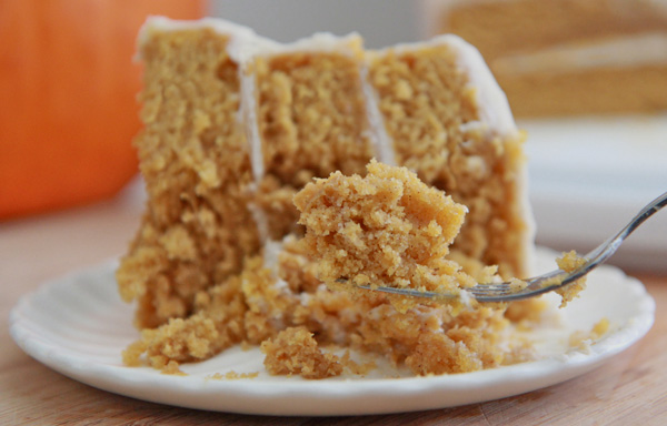 How To Make Pumpkin Cake With Spice Cake Mix