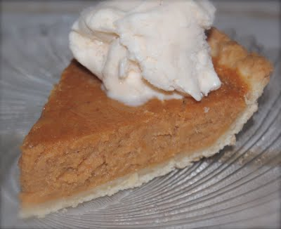 homemade sweet potato pie recipe