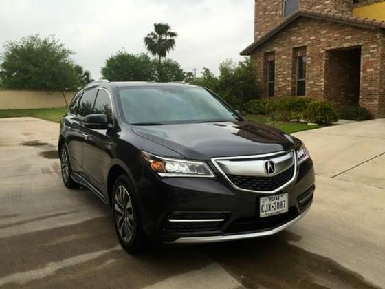 2014 Acura MDX :4 car images available