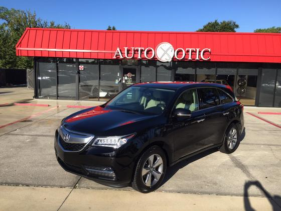 2014 Acura MDX :24 car images available
