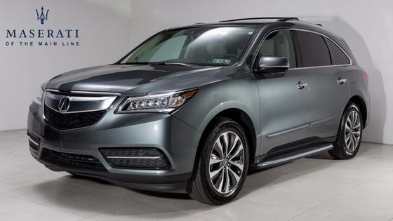 2016 Acura MDX :22 car images available
