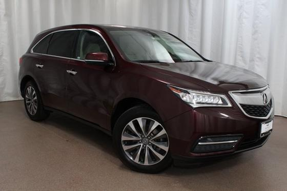 2016 Acura MDX :24 car images available